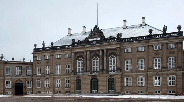 Sådan Er Amalienborg