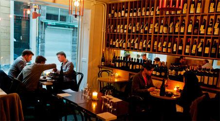 Madanmeldelse af Bar'Vin fra berlingske.dk