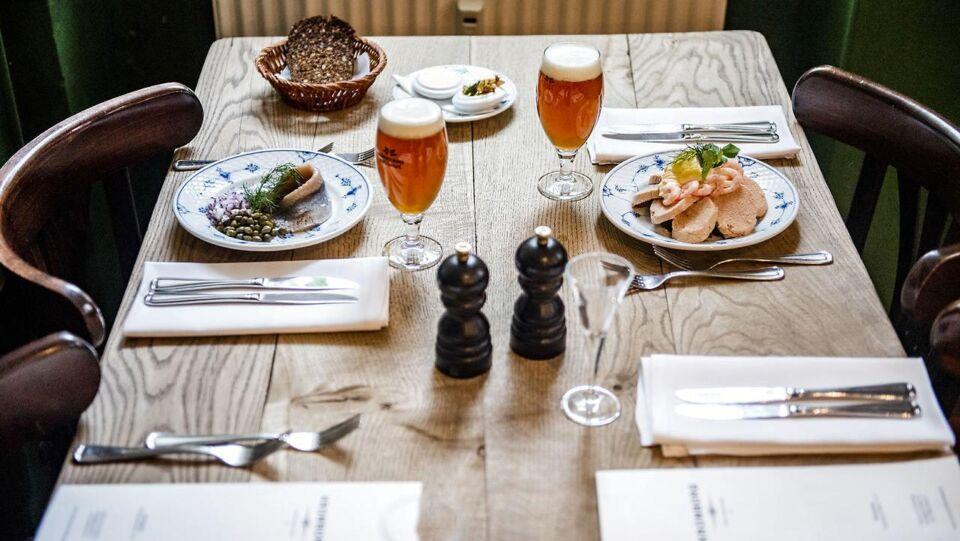 Madanmeldelse af Restaurant Kronborg fra berlingske.dk