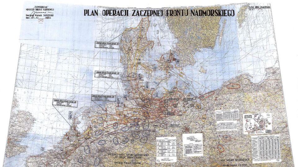 Hemmelige Atombunkere I Polen Var En Del Af Angrebsplanen Mod Danmark