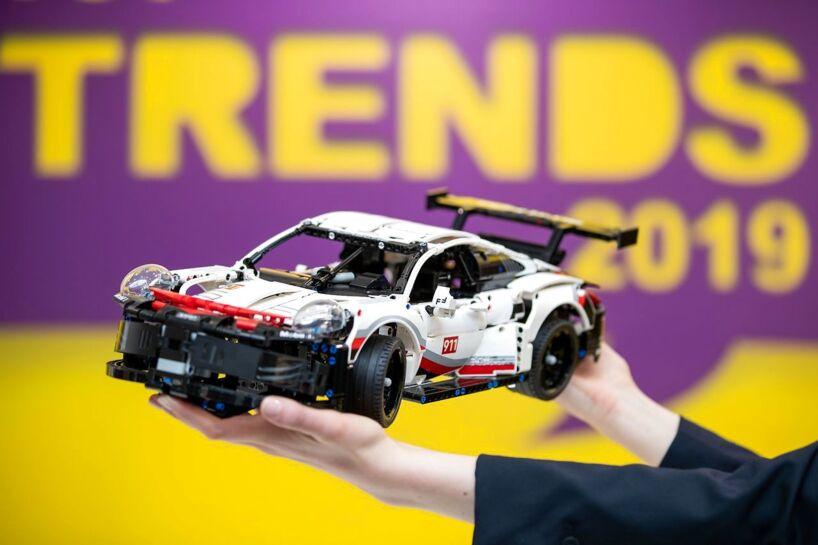 Lego stormer frem på det tyske marked