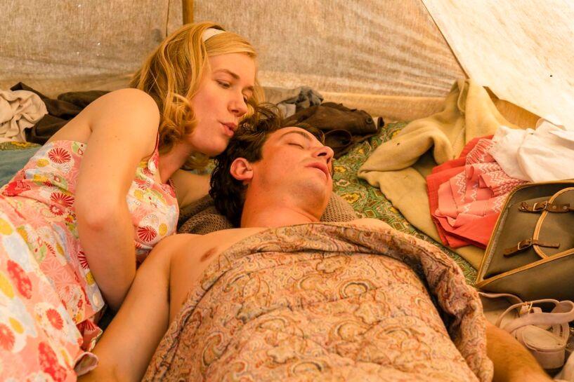 »Badehotellet«: Håndfast erotik i tomandsteltet