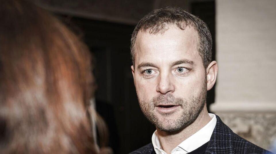 Morten Østergaard: Hvad ville der ske, hvis »syv narkopåvirkede...