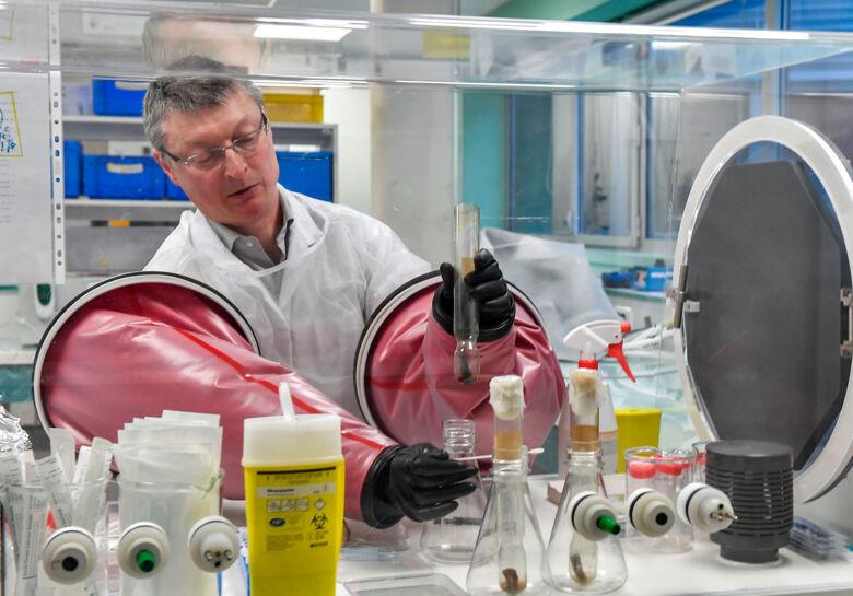 4.000 mennesker tester ældgammel vaccine
