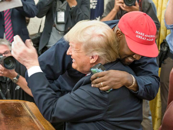 Kanye West i Det Hvide Hus burde være...