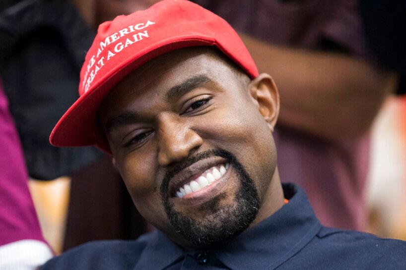 Fra rapscenen til Det Hvide Hus. Kan Kanye...