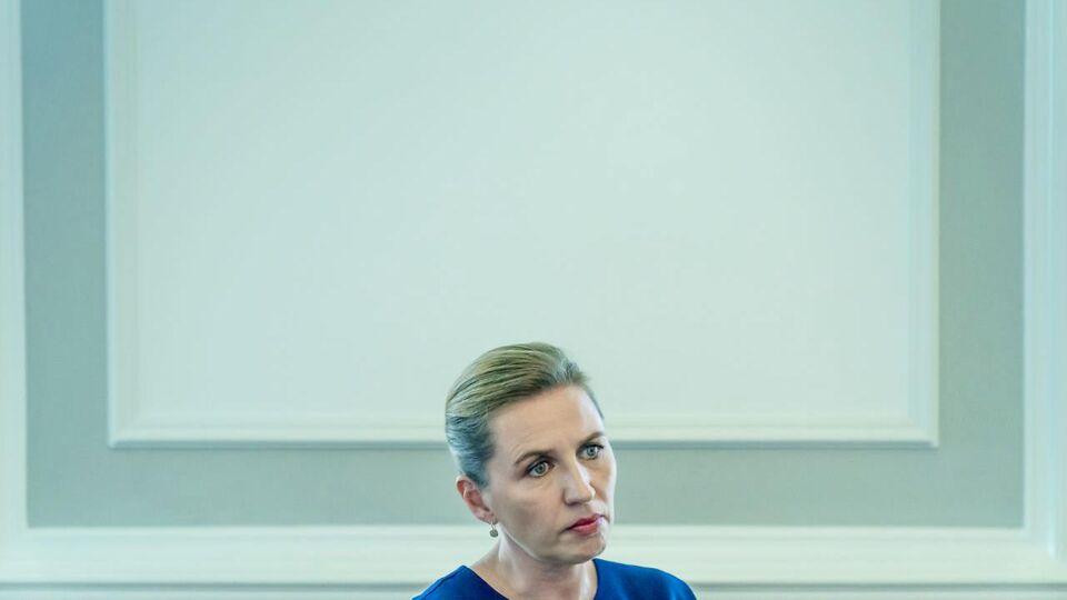 Mette Abildgaard: »Det er ansvarsfralæggelse«