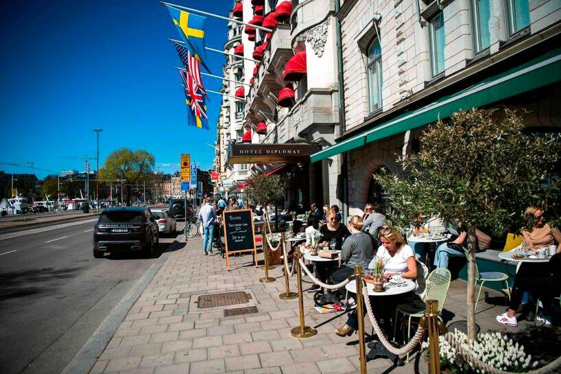 »Historisk voldsomt«: Sveriges økonomi ramt af massivt tilbageslag