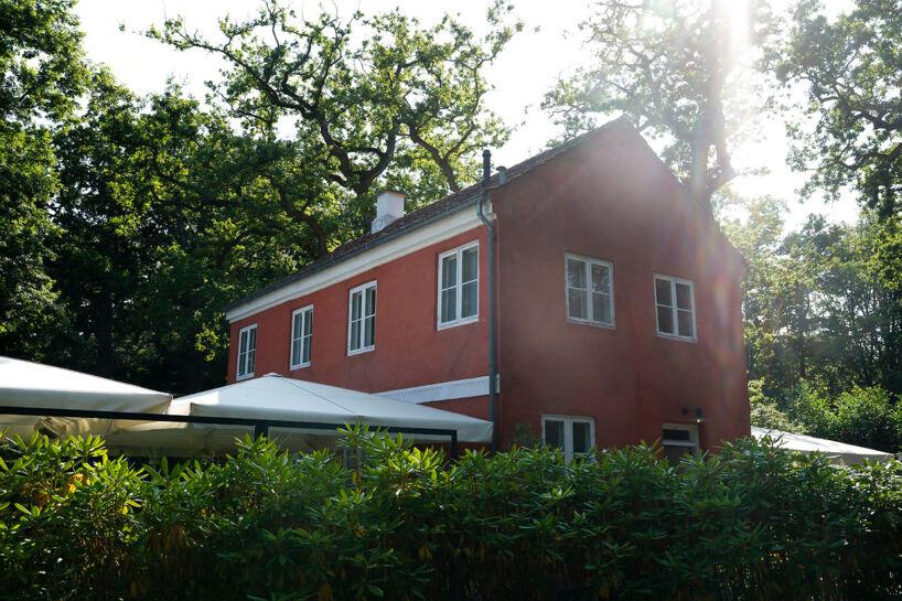 Madanmeldelse af Den Røde Cottage fra berlingske.dk