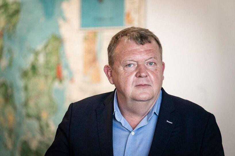 Lars Løkke er blevet en tragisk figur ...