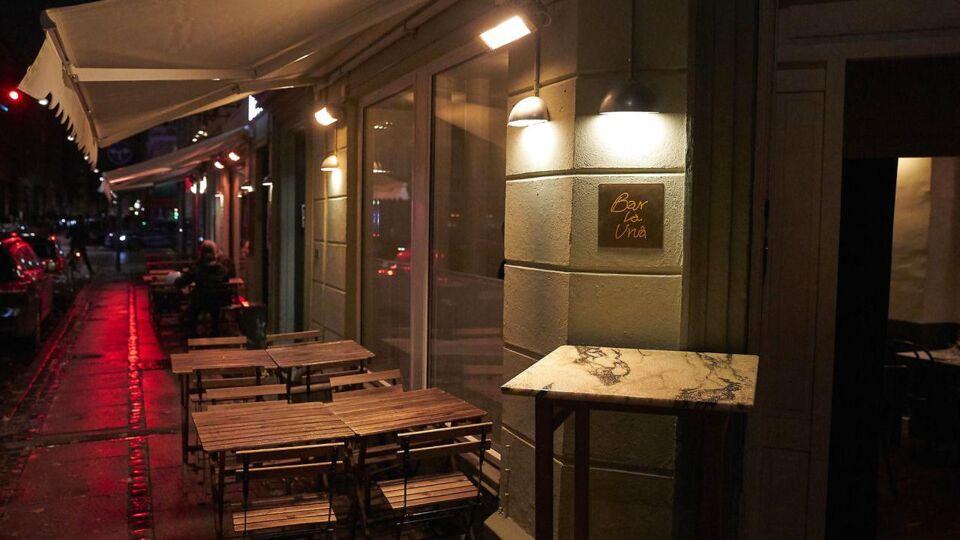 Madanmeldelse af Bar La Una fra berlingske.dk