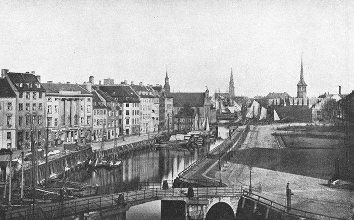 Fantastisk Det gamle København: Spøgelseshuset ved Stranden DZ-04