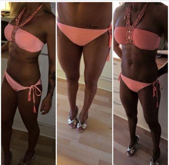 0872e33c0 Bikini fitness-atlet: »Jeg synes, at det er sejt at rende rundt med ...