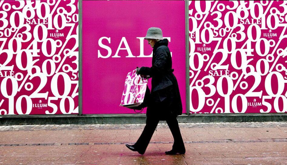 55aea931122 Shop amok: AOK's store udsalgsguide