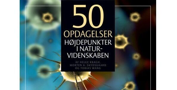 50 opdagelser højdepunkter i naturvidenskaben