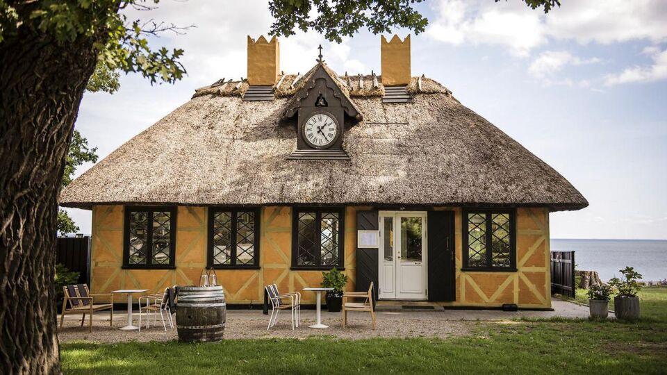 Madanmeldelse af Den Gule Cottage fra b.dk