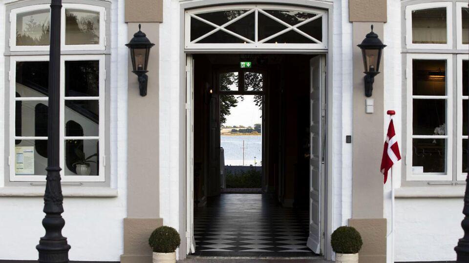 Madanmeldelse af Gourmet'en (Hotel Baltic) fra b.dk