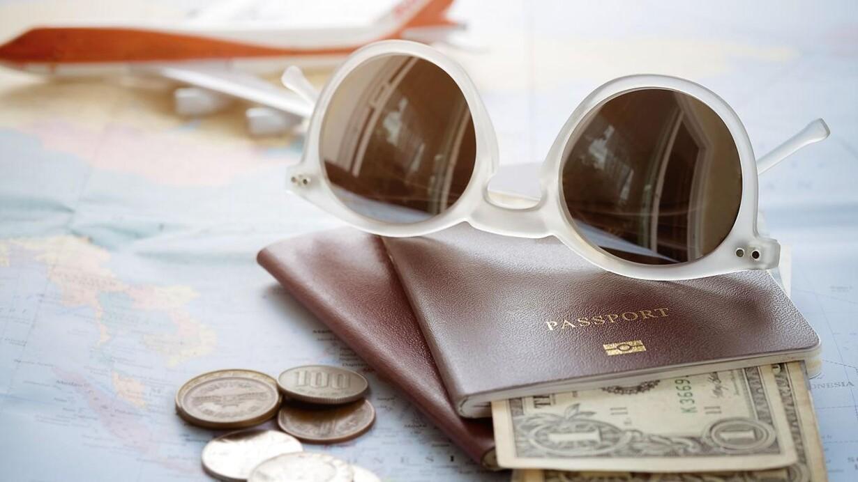 4cd2b9535496 Valutatillæg gør din ferie dyrere  Se hvor meget de enkelte banker ...