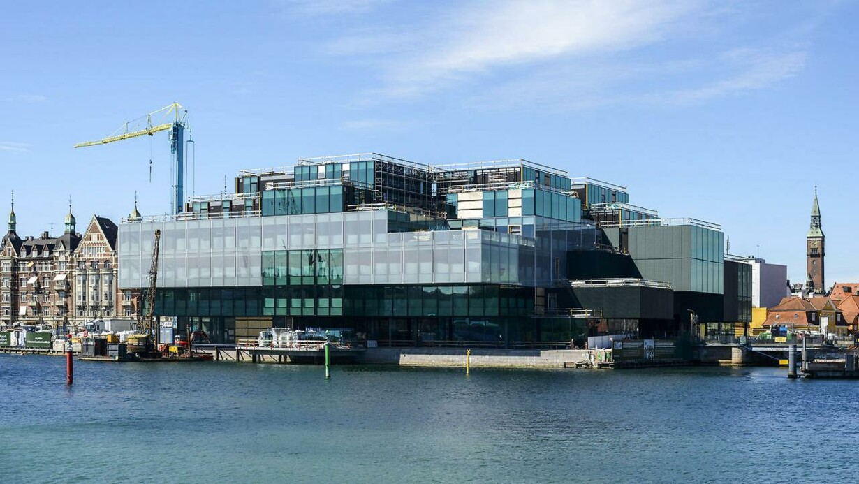 Blox Byggeri En Katastrofe Eller En Lysende Perle På Havnen