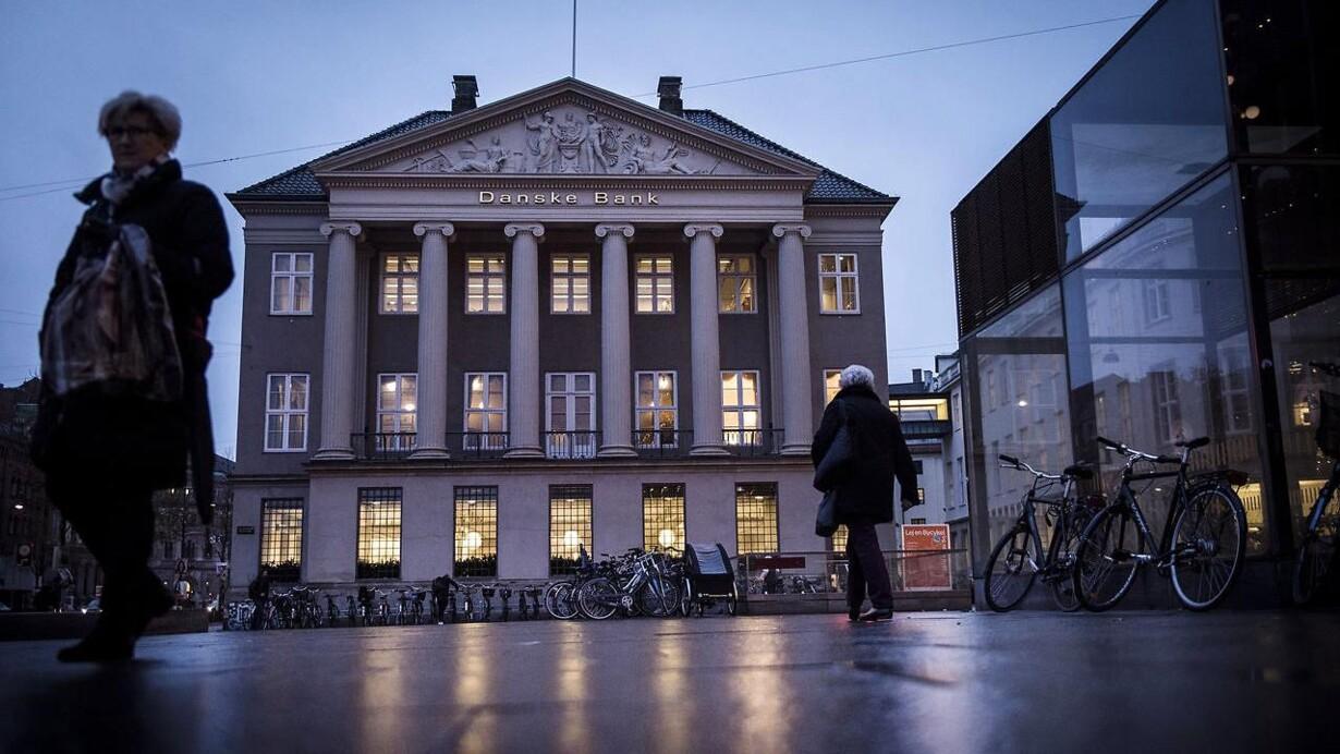 danske bank afdelinger københavn