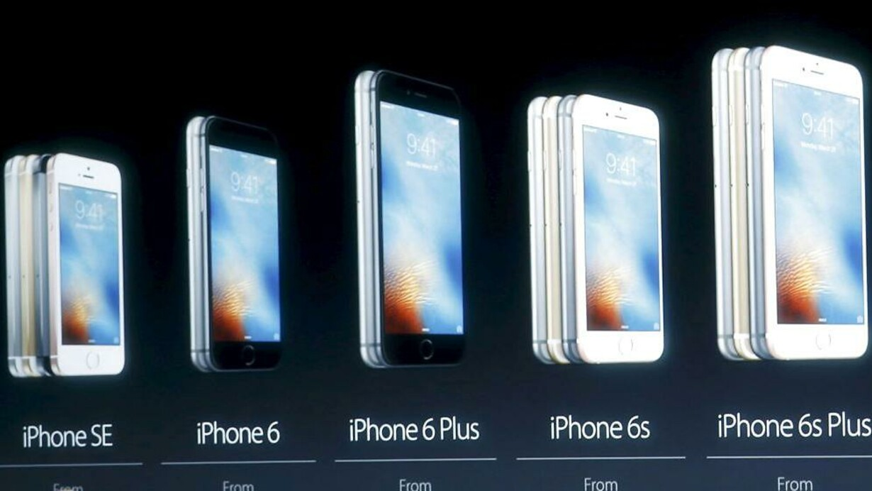Nye Apple gør batterisløvhed på iPhone valgfri ML-77