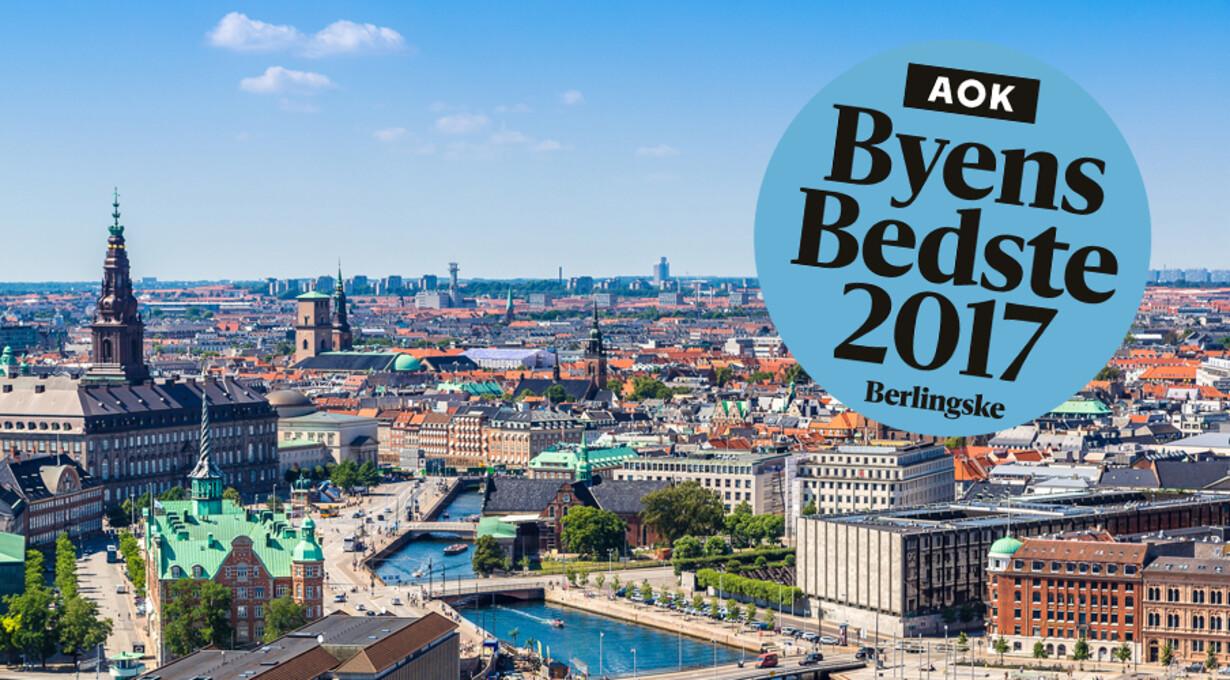 8a5e944fe57 Byens Bedste 2017: Her er alle de nominerede