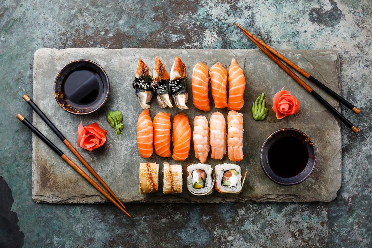 sushi spis alt hvad du kan københavn