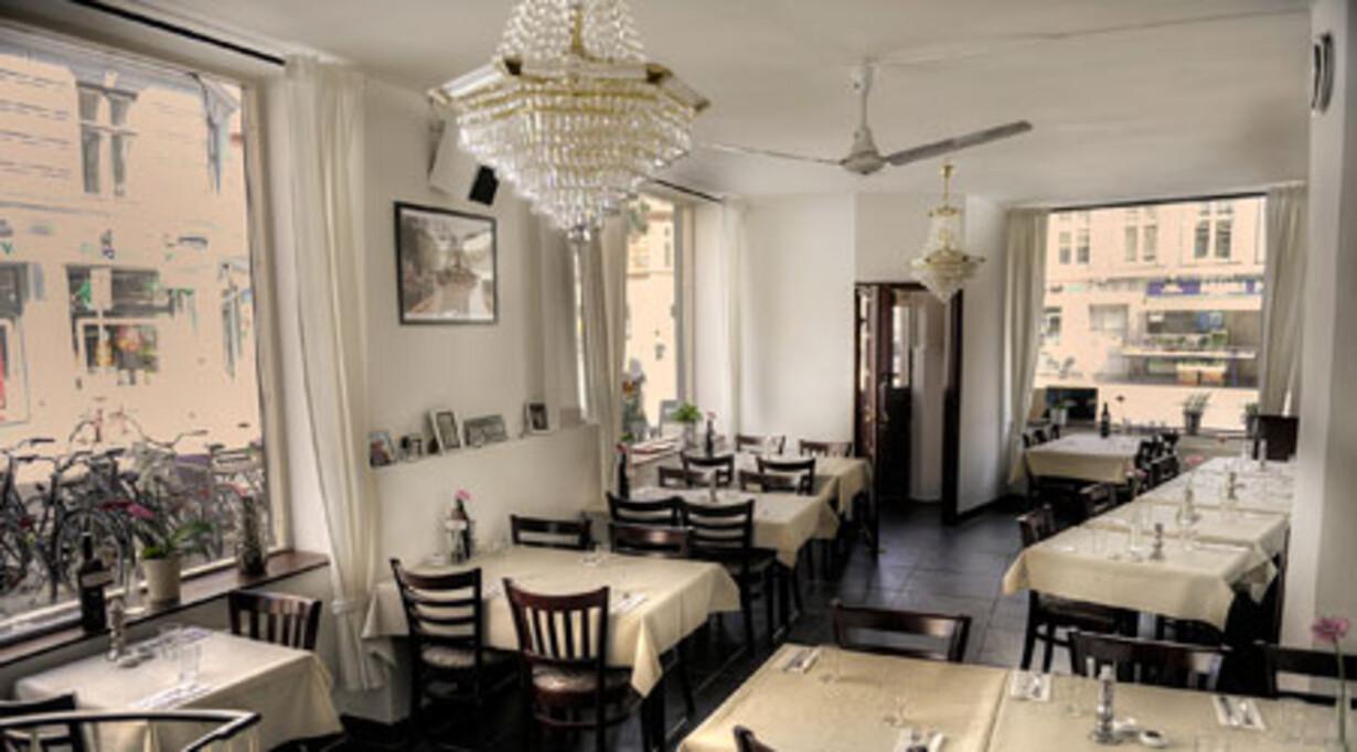 Picture of: Ny Restaurant Gar Mod Strommen