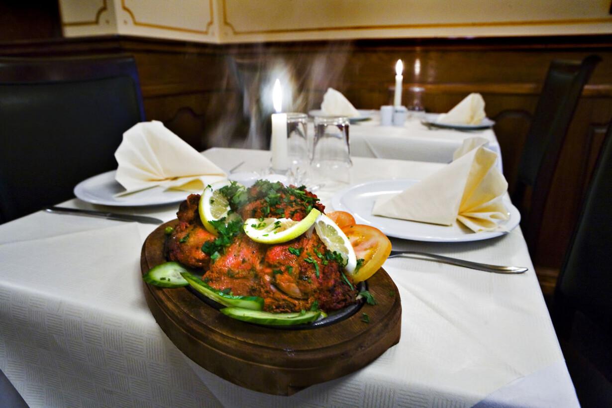 indiske restauranter nørrebro