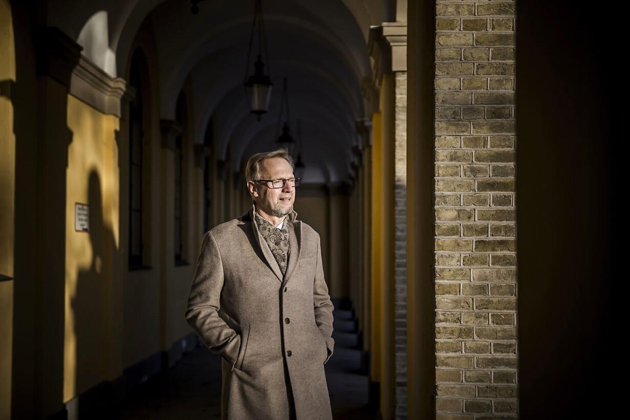 5bcf30a2d Jyske Bank-bossen: »Der er næppe noget at sige til, at politikerne ...