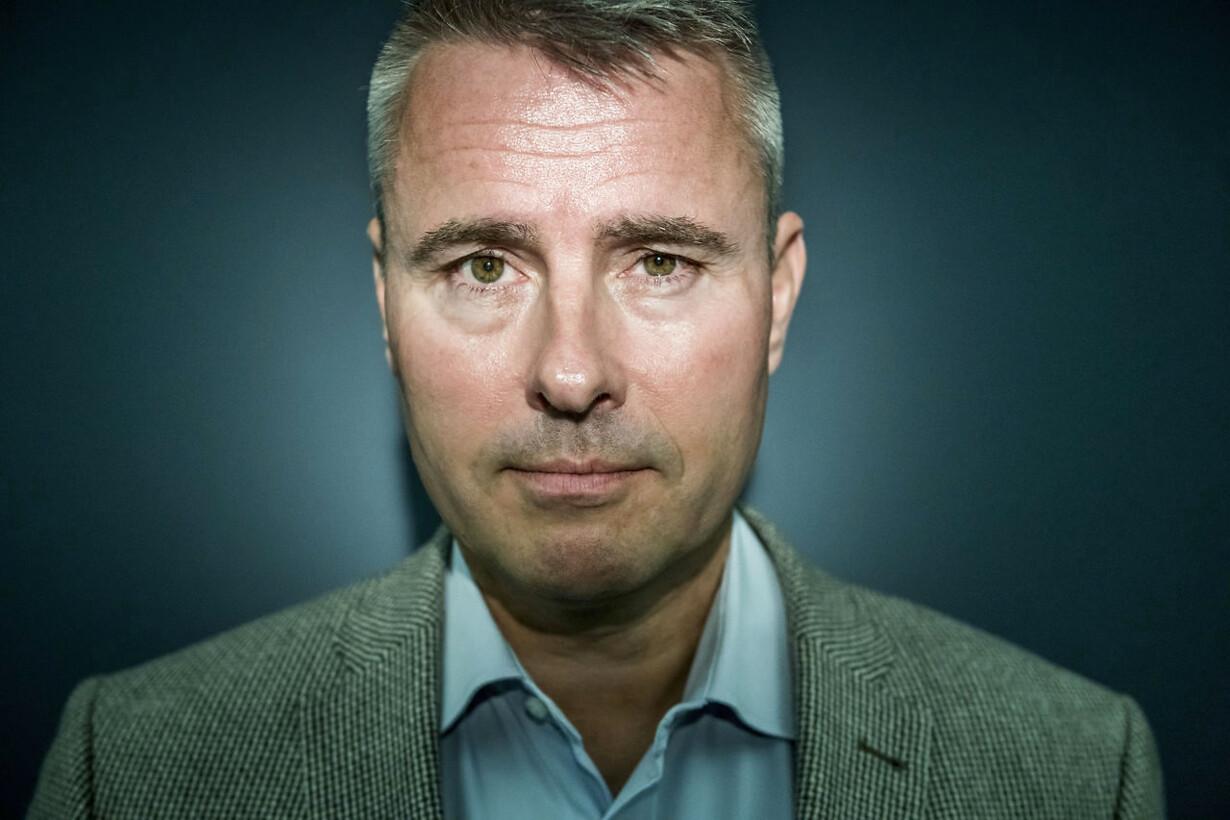 5601768a Henrik Sass har mistet troen på det danske skattevæsen: »Jeg tror aldrig  nogensinde, det kommer til at fungere«