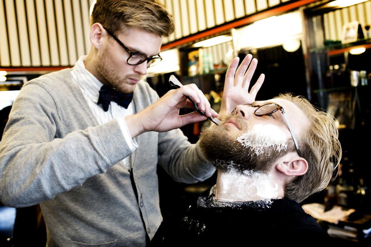 bedste barber københavn