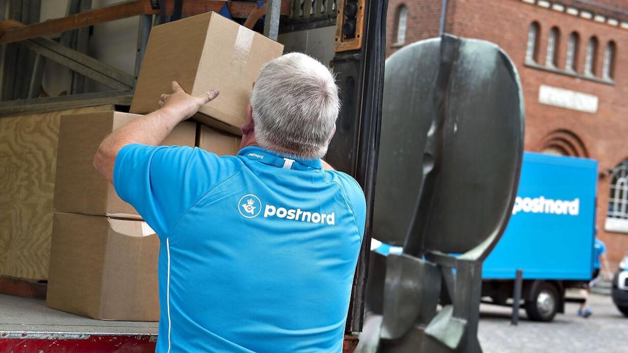 post danmark medarbejdere