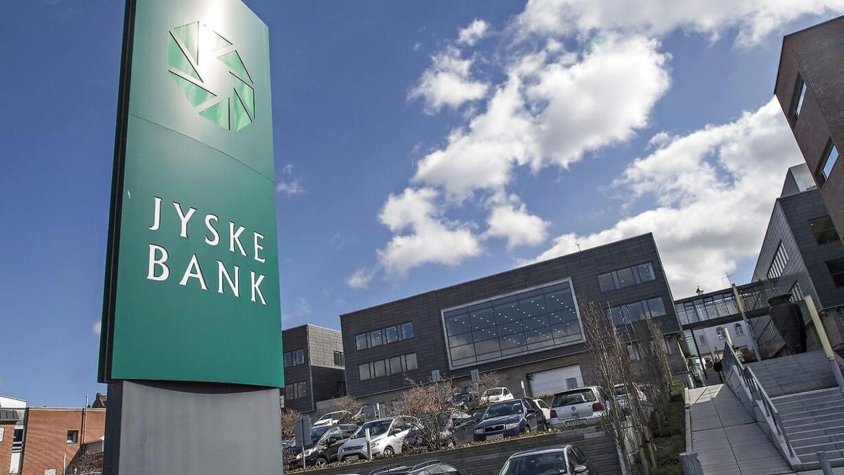 jyske bank bliv kunde
