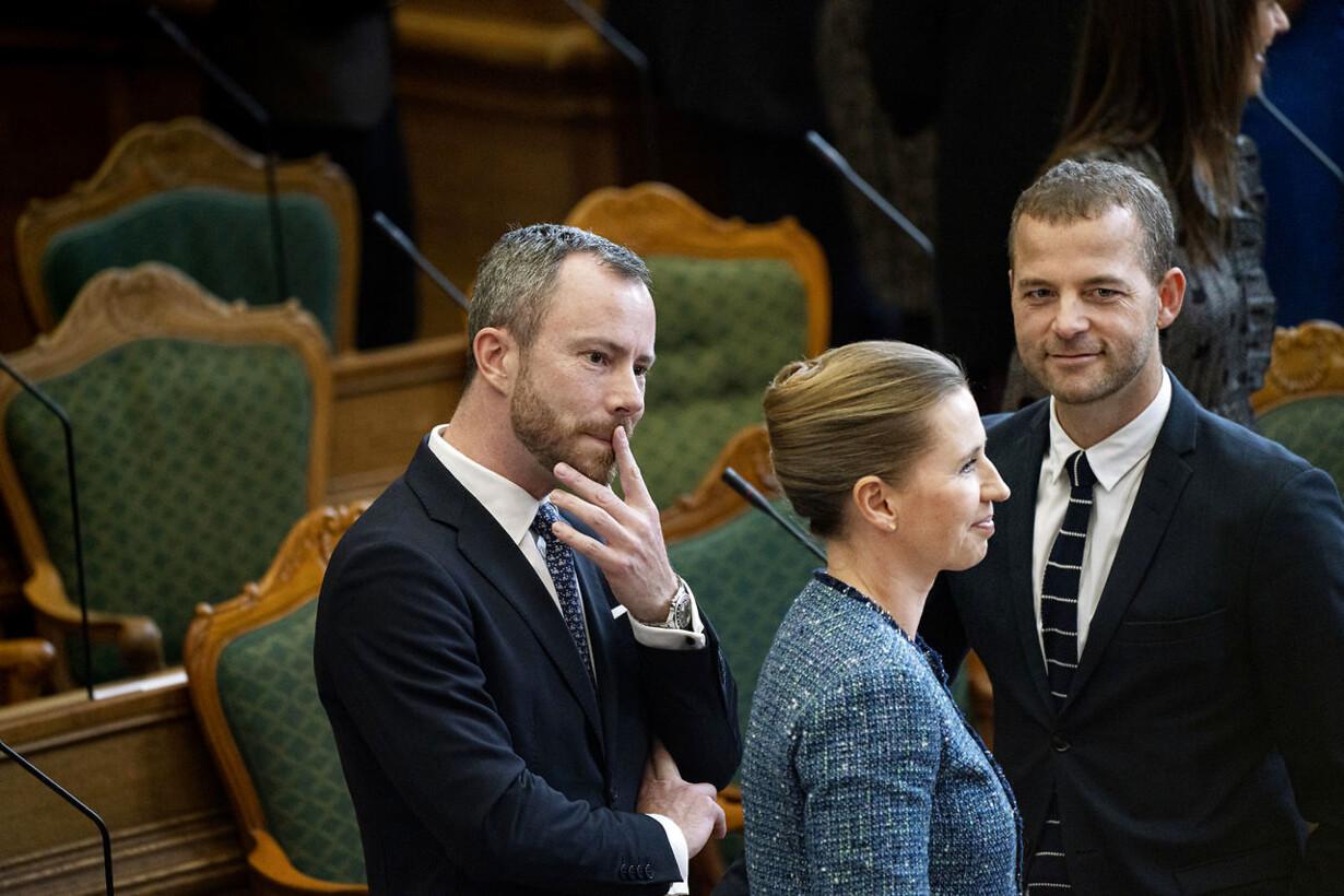 Ellemann Og Ostergaard Angriber Regeringens Eu Kurs Og De Radikale Vil Have Et Lofte Indfriet Inden Sommerferien