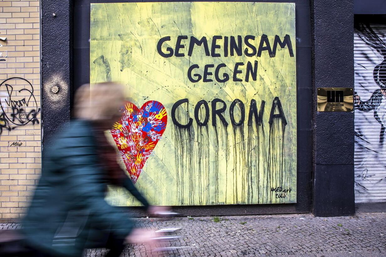 Mens Europa Er Ved At Abne Pa Ny Er Der Bekymrende Nyt Fra Tyskland