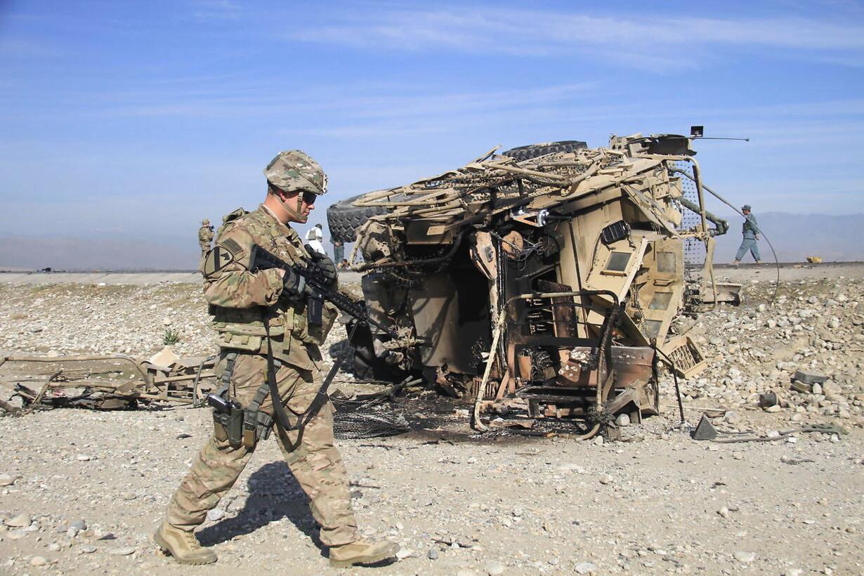 Opret profilDin profil er oprettetTrump vil trække alle soldater ud af Afghanistan inden jul