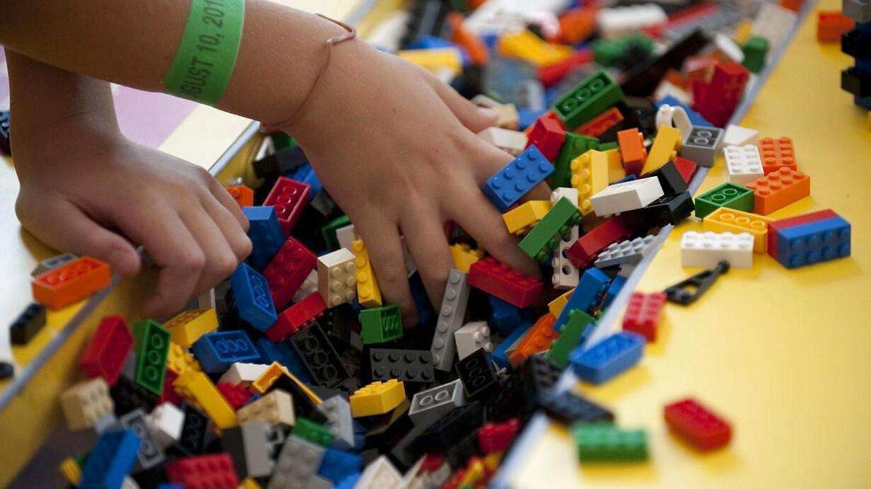Højmoderne Forskere advarer mod gamle Lego-klodser og andet legetøj WG-39
