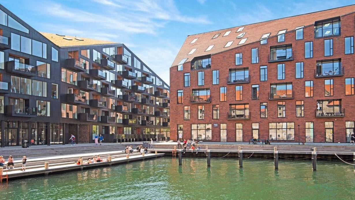 lejlighed strandgade københavn