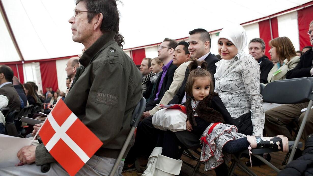 dansk pas test