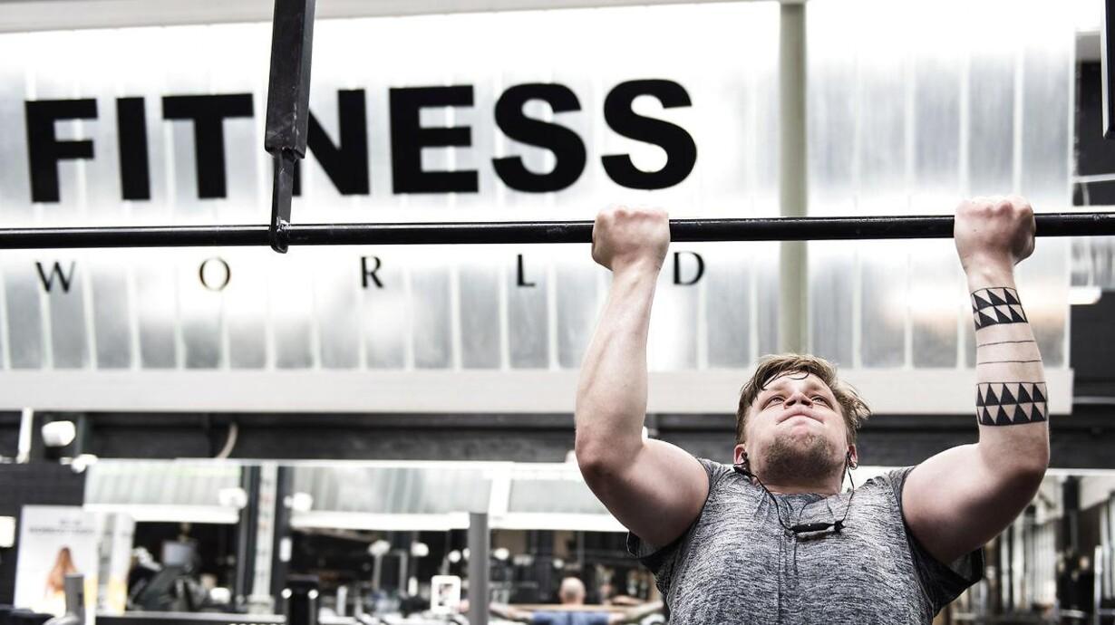 fitness dk regnskab