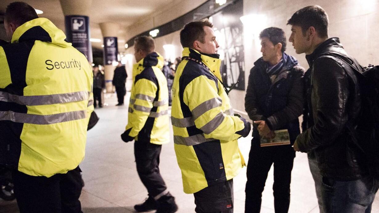 svenske rejser fra kastrup