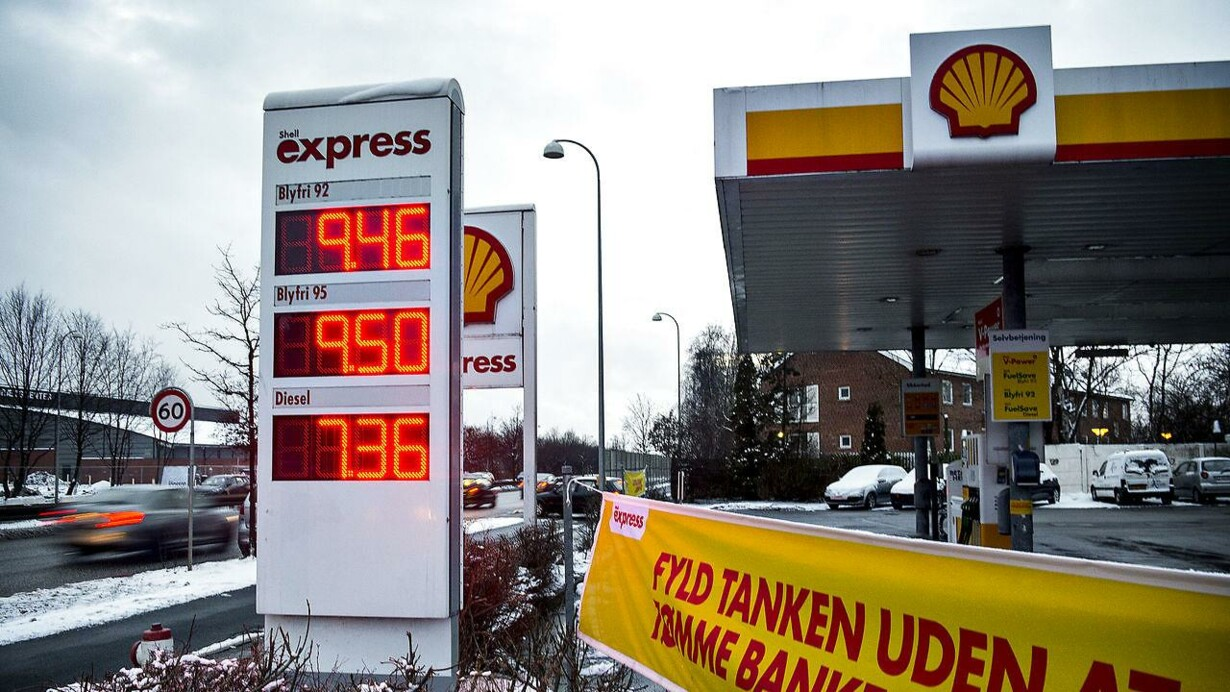 205 Danske Shell Tankstationer Far Ny Ejer
