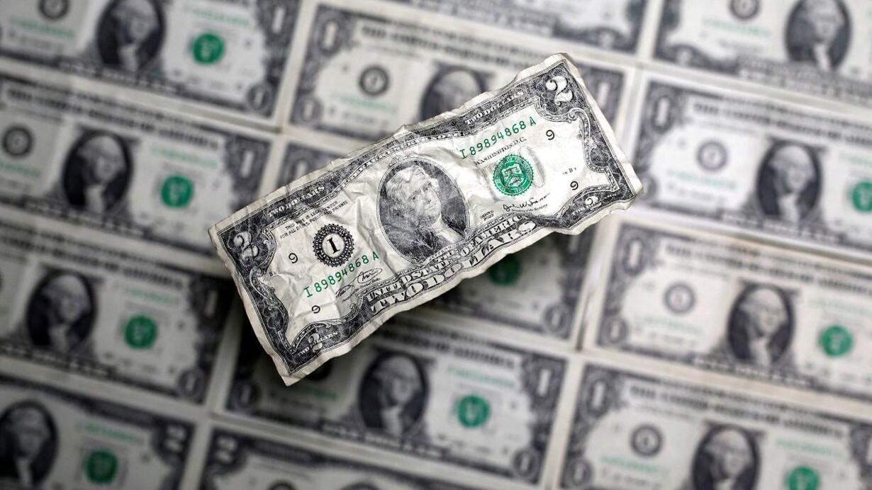 valuta amerikanske dollar