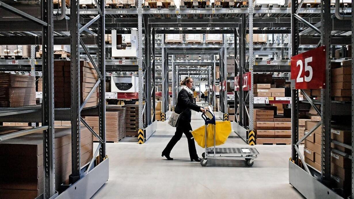 Fantastisk IKEA fejrer rekordsalg med millionbonus til 2.000 ansatte i Danmark BZ18