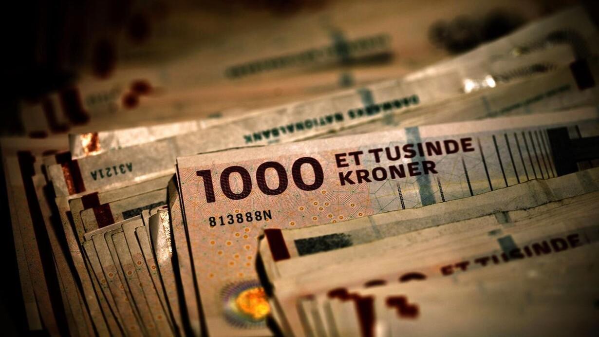 pensionsopsparing hvor meget