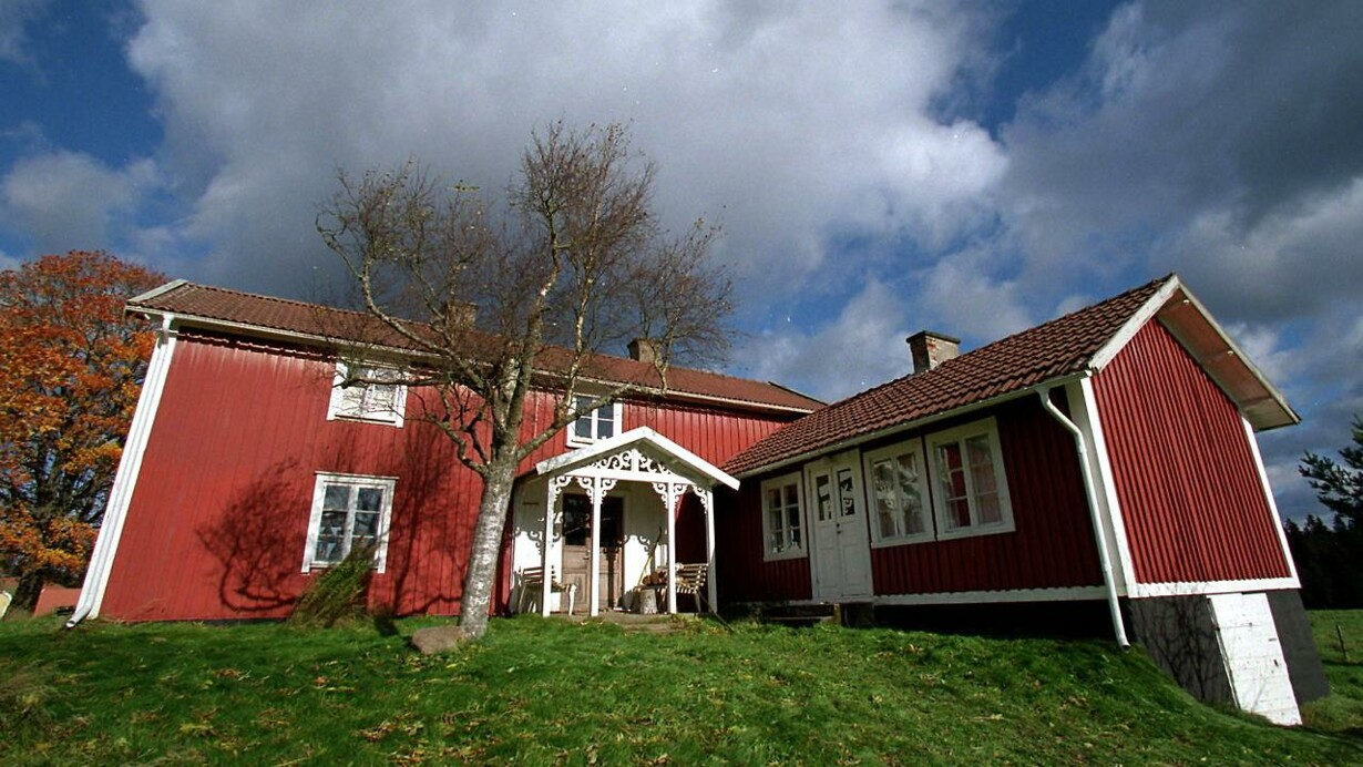 Sommerhus sverige