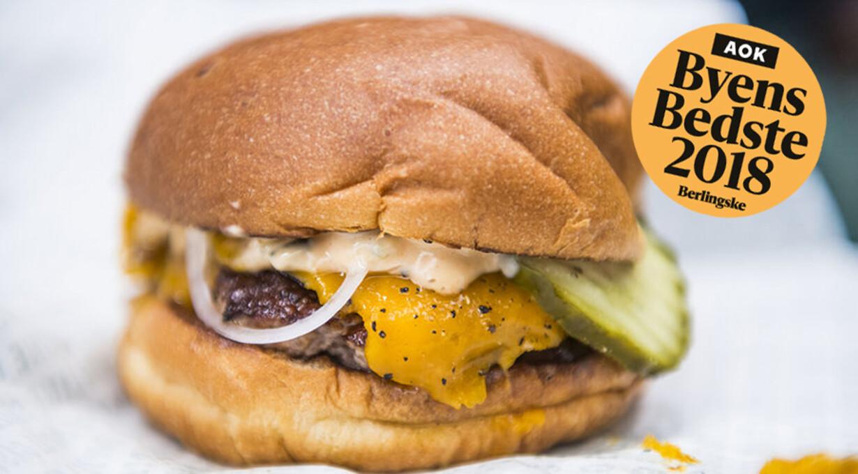 horsens bedste burger