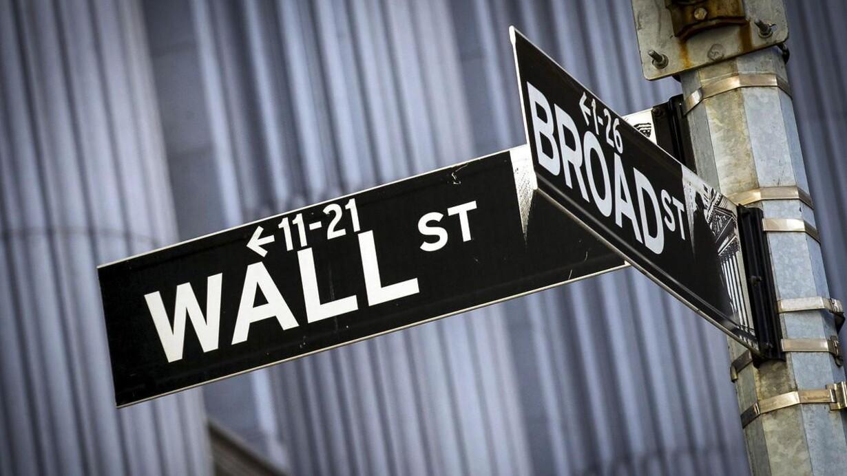 Aktien Wall Street