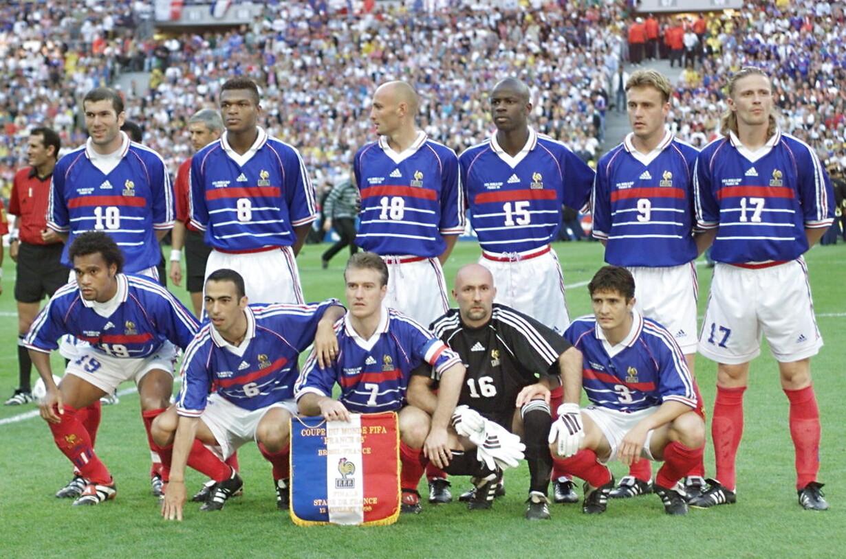 franske fodboldhold